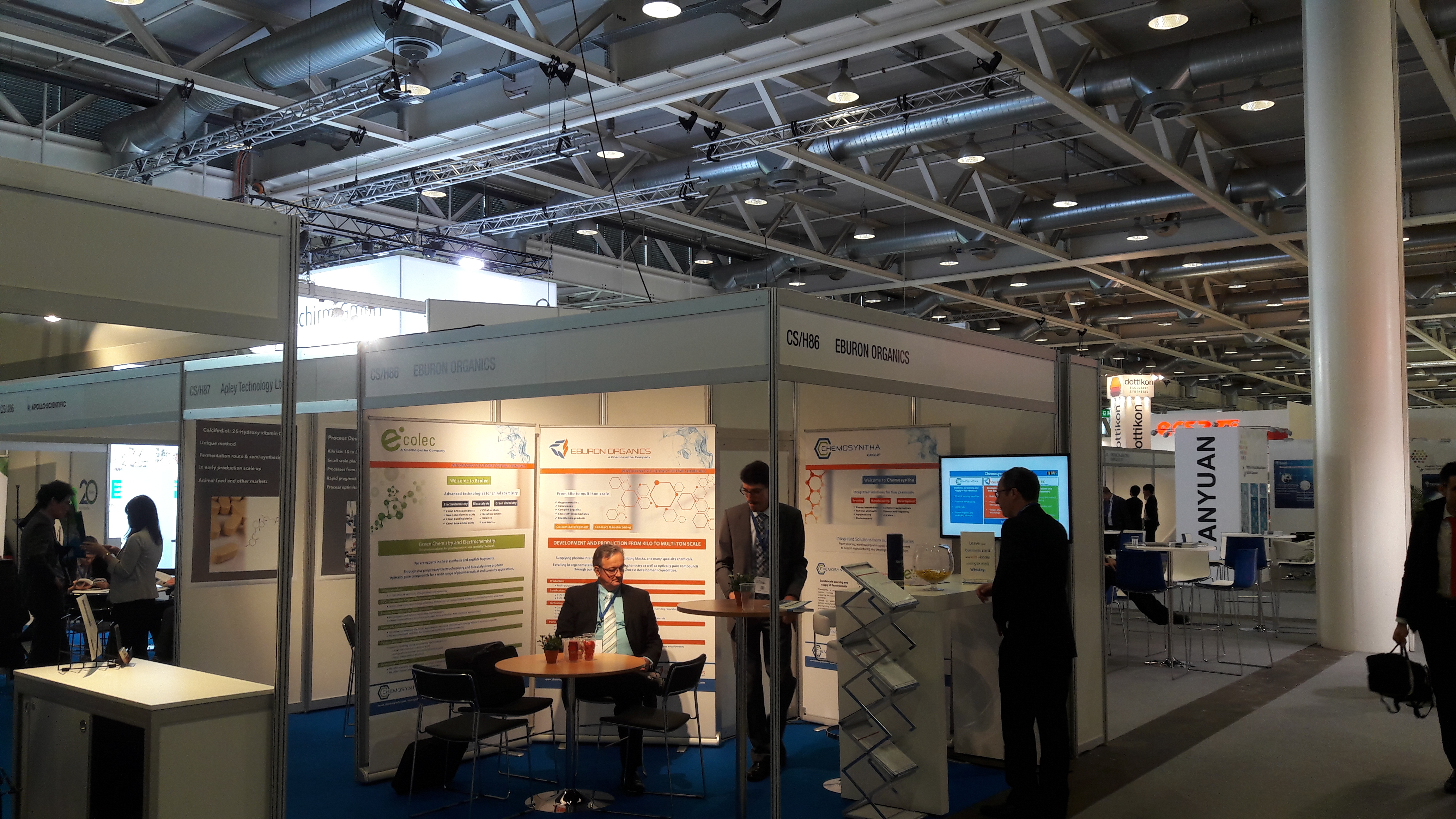 Chemosyntha | Chemspec Europe 2016 is over …